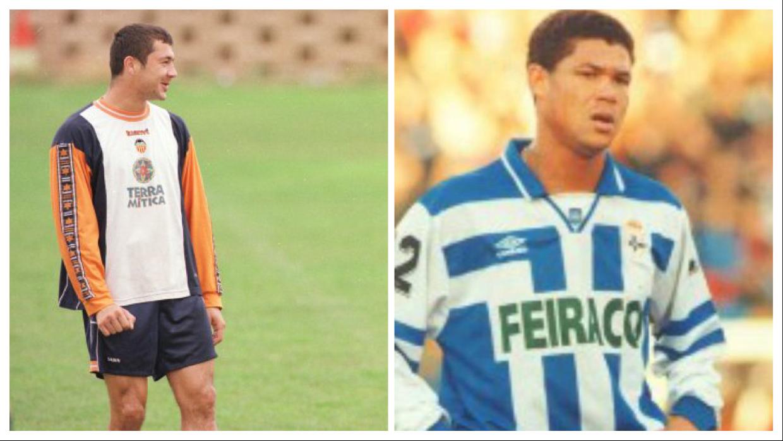 Sabin Ilie y Renaldo, dos de los peores fichajes de la Liga