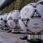 Algunos de los mejores balones de la historia del fútbol