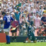 La extraña predicción del Lobo Zagallo en la final del Mundial de USA 94