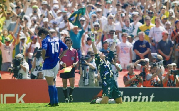 Lobo Zagallo y su extraña premonición en la final del Mundial de USA 94