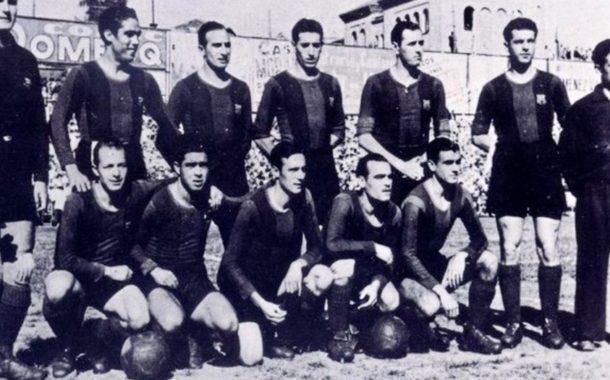 Temporada 1941-1942: El Barça a punto de descender a Segunda División