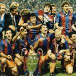 Koeman da la primera Copa de Europa al Barça en Wembley