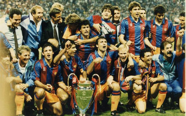 Wembley '92: La primera Copa de Europa del Barça