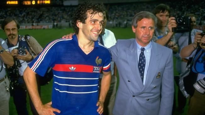 Francia Euro 1984