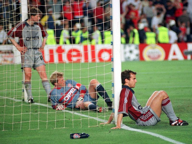Bayern-Manchester United, posiblemente la final de Champions más cruel de la historia