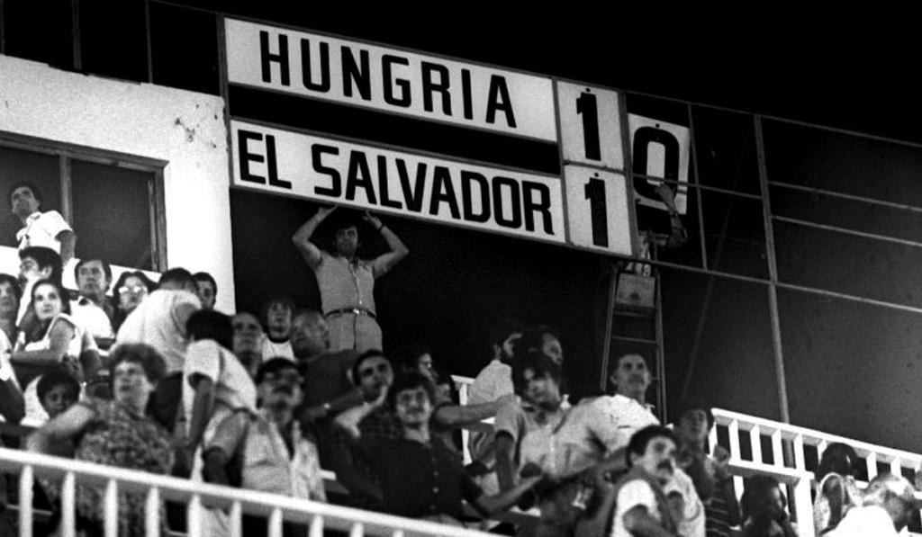 Hungría 10 El Salvador 1