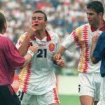 Italia elimina a España en el Mundial USA ´94