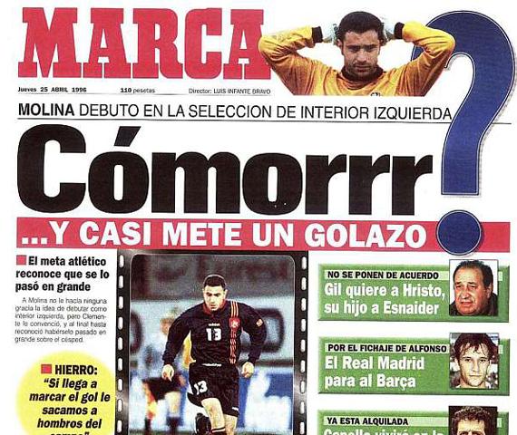 Molina Diario Marca