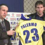 El Villarreal ficha a Palermo procedente de Boca por 1.200 millones de pesetas