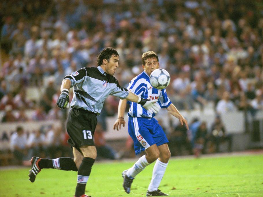 Raúl Tamudo, el hombre de los goles importantes