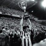 El Real Valladolid campeón de la Copa de la Liga 1983-1984