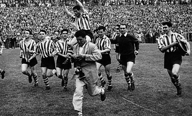 Athletic Club-Atlético de Madrid, la rivalidad de dos clubes que comenzaron siendo parientes