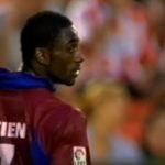 La bienvenida al 'infierno' de Segunda de Ettien al Atlético de Madrid