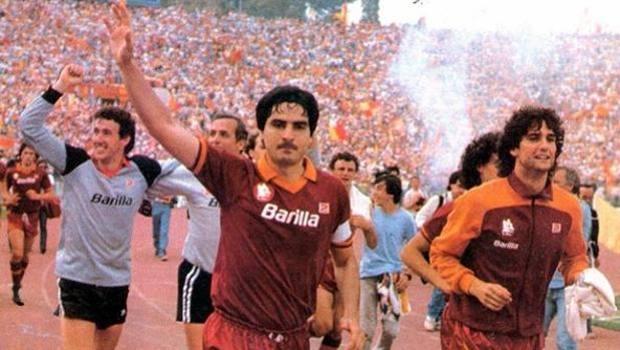 Agostino di Bartolomei, el capitán de la Roma que se suicidó 10 años después de perder la final de la Copa de Europa