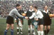 Lorenzo Buffon, portero de Italia en el Mundial de Chile 1962
