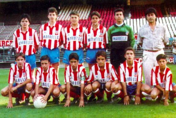 Raúl Atlético