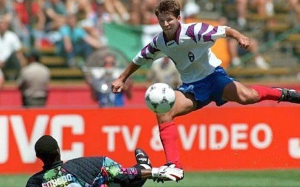 Oleg Salenko, el delantero que hizo historia en el Mundial de USA '94