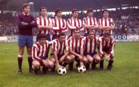 Real Sporting de Gijón, la camiseta rojiblanca más antigua de España