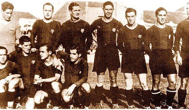 Cuando el FC Barcelona descendió a Segunda División