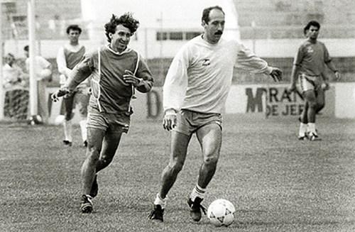 Carmelo y Mágico González