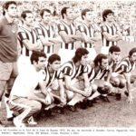 El mejor CD Castellón de la historia que alcanzó la final de la Copa del Generalísimo en 1973