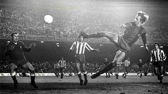 El gol de Cruyff