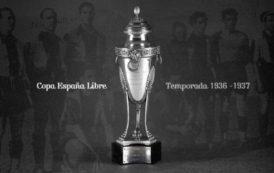 El Levante campeón de la Copa de la España Libre en 1937
