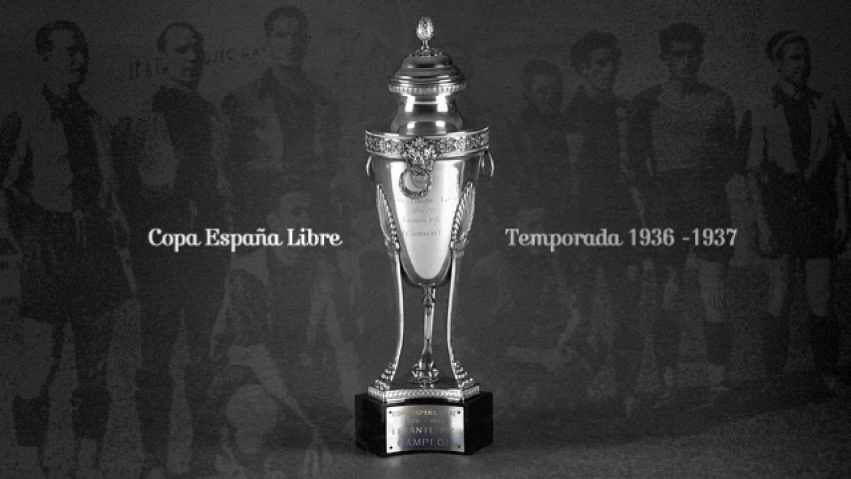El Levante campeón de Copa