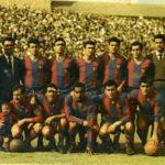 Temporada 1962-1963: Levante UD y Deportivo de la Coruña luchan por un puesto en Primera División