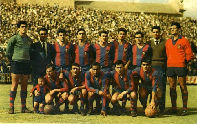 Temporada 1962-1963: El primer ascenso del Levante UD a Primera División