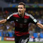 Los 5 máximos goleadores de la historia de los Mundiales