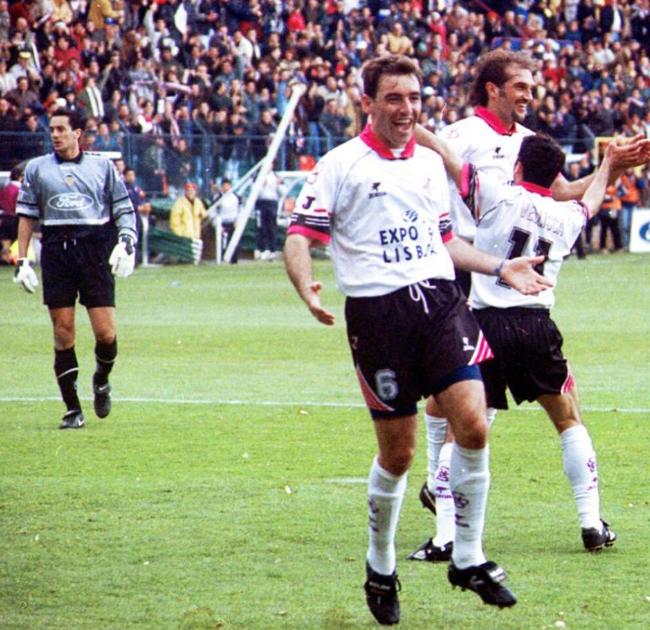 Temporada 97-98: UD Salamanca 6 Valencia CF 0