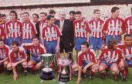 Temporada 1995-1996: El histórico 'doblete' del Atlético de Madrid