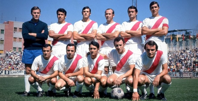 Camiseta del Rayo Vallecano