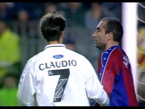 La histórica remontada del Valencia en el Camp Nou en la temporada 1997-1998