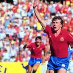 Los 4 goles de Butragueño a Dinamarca en el Mundial de México '86