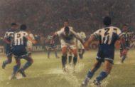 Deportivo-Valencia, la final de Copa suspendida por el diluvio