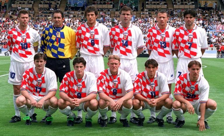 Croacia 1998
