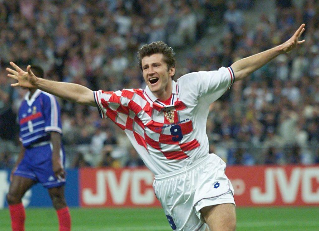 Croacia roza la gloria en el Mundial de Francia´98