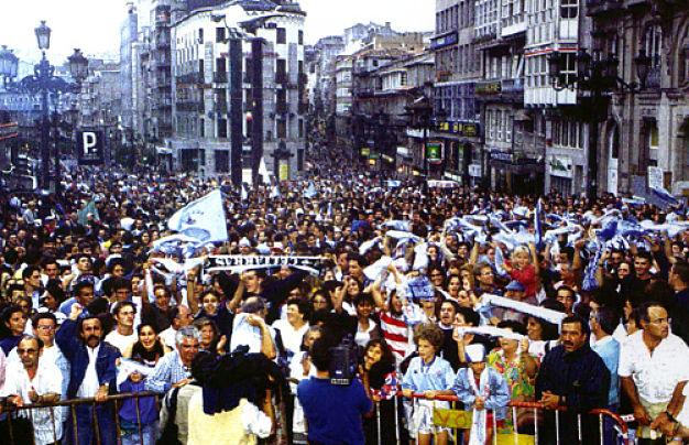Protestas en Vigo