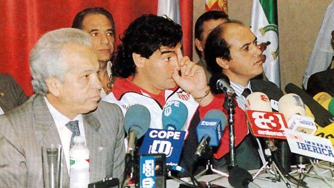 Maradona Sevilla FC