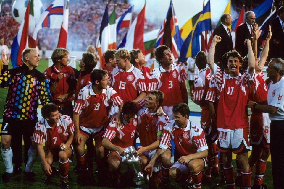Dinamarca campeón