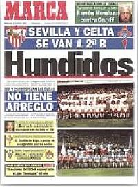 Cuando la Liga española tuvo 22 equipos en Primera División