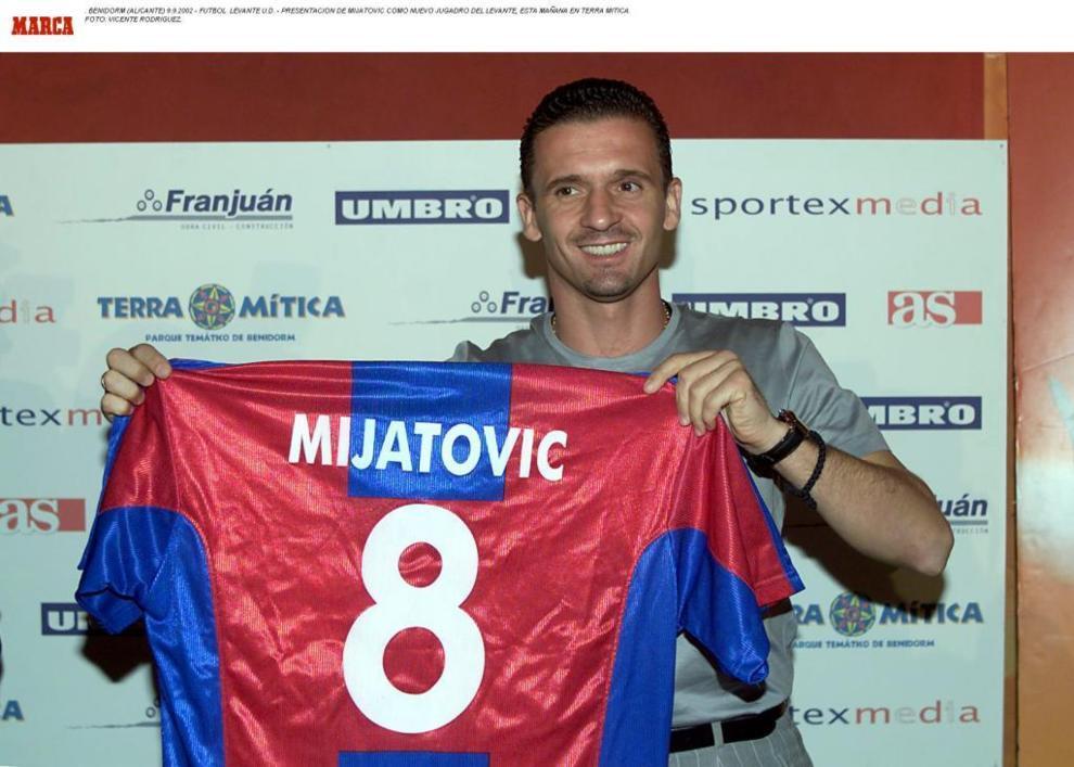 Mijatovic Levante UD