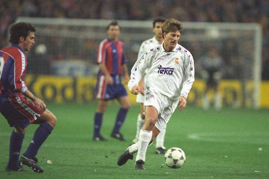 Laudrup Real Madrid