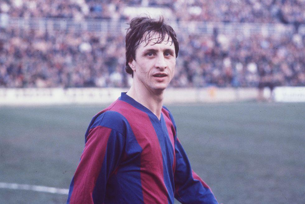 Johan Cruyff en el Levante UD