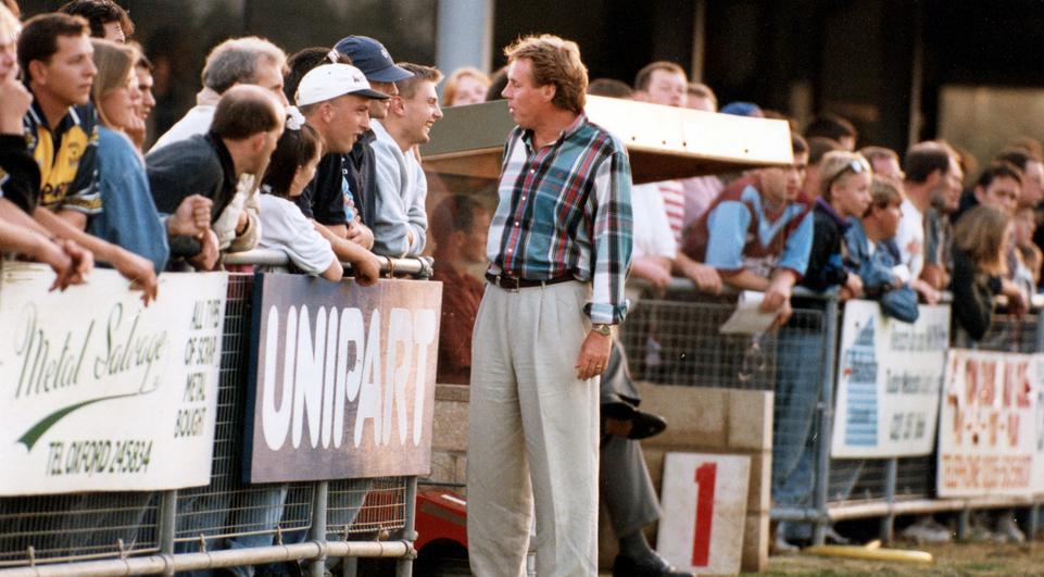 Harry Redknapp hace debutar a un aficionado