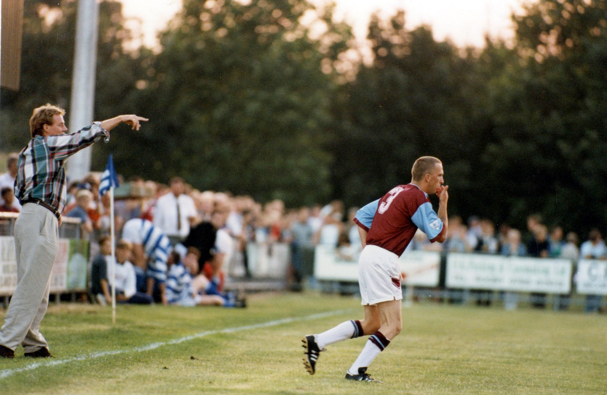 La leyenda de Tittyshev, el aficionado que debutó con el West Ham