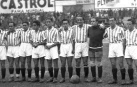 El Real Betis, primer equipo andaluz en jugar en Primera y ganar la Liga