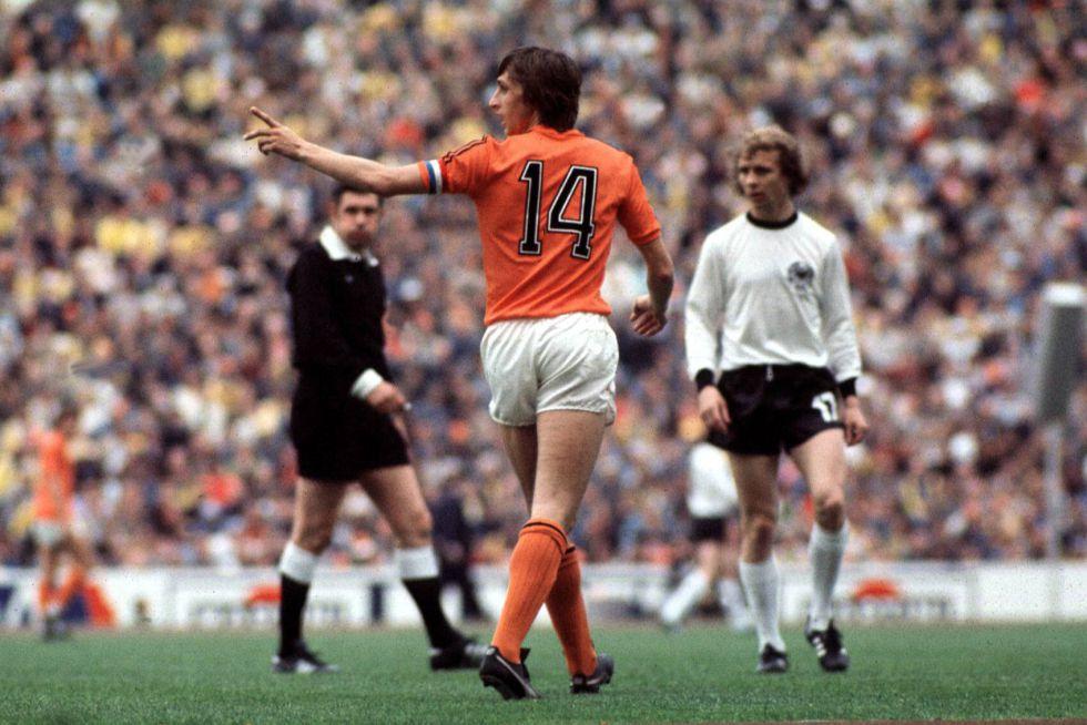 Johan Cruyff Holanda